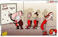 Những biếm họa về kỳ chuyển nhượng Hè 2012