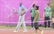 Usain Bolt sẽ được nằm trên chiếc giường đặc biệt