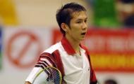 Tiến Minh được xếp hạt giống số 10 Olympic