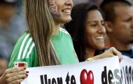 Fan nữ LA Galaxy 'phát điên' vì CR7 và Becks