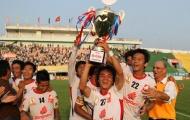 Đồng Tâm Long An vô địch hạng nhất trước một vòng đấu