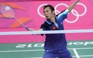 12 đoàn quốc tế dự giải cầu lông VN mở rộng 2012
