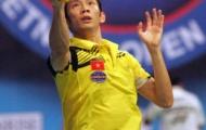 Tiến Minh khó bảo vệ ngôi vô địch Việt Nam Open