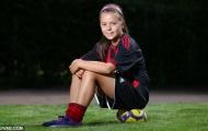 Tân binh mới nhất của Milan: Nữ 'sát thủ' 10 tuổi