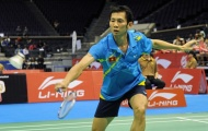 Thua sớm tại Olympic, Tiến Minh tụt hạng