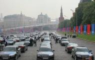 Nga tặng hơn 100 xế sang Audi cho VĐV đoạt huy chương Olympic