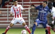 Video Ligue 1: Lavezzi và Ancelotti nhận thẻ đỏ, PSG bị Ajaccio cầm hòa đầy thất vọng