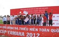 Tân vô địch U13 Việt Nam lên đường dự Jubilo Cup