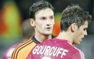 Gourcuff chấn thương nặng, Lyon méo mặt