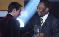 Pele: Maradona và Messi chỉ biết chơi mỗi chân trái