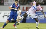 Vòng 3 Ligue 1: Lyon mất điểm
