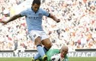 Các khoảnh khắc trận đấu Man City may mắn cầm hòa Liverpool