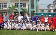 Đội tuyển nữ Quốc gia đi tập huấn ở Côn Minh