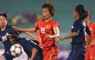 HLV bực mình vì các tuyển thủ nữ thiếu tôn trọng đối thủ