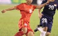 AFF Cup nữ 2012 lượt trận thứ 2 bảng A: Dễ cho chủ nhà