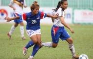 AFF Cup nữ 2012: Malaysia trắng tay rời giải