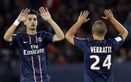 "Marco Verratti: ""Messi mới"" của Paris Saint-Germain"