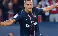 Ibrahimovic: PSG còn dưới tầm Barca, Inter, Juventus