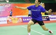 Tay vợt cầu lông Nguyễn Tiến Minh: Thống trị ở sân nhà