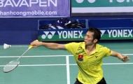 Tiến Minh khởi đầu thuận lợi tại giải Nhật Bản