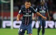 Ancelotti ấn tượng trước tài năng của Verratti