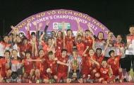 ĐT nữ Việt Nam có cơ hội tham dự VCK World Cup
