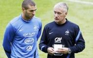 Les Bleus và nỗi lo hàng tiền vệ