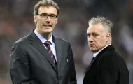 Deschamps và Blanc: Như Barca và Juve