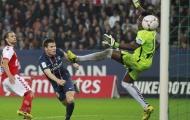 PSG nhọc nhằn vượt qua Reims: Gameiro làm lu mờ Ibra