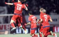 Carlo Ancelotti tin Ibrahimovic có thể giành FIFA Ballon d'Or