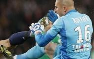 Ibra bị đuổi vì chơi kungfu, PSG thua trận