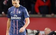 Video Ligue 1: PSG thua trận trong ngày Ibra nhận thẻ đỏ