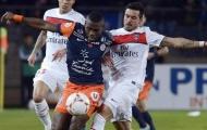 Maxwell lập 'siêu phẩm' trong ngày PSG bị cầm chân