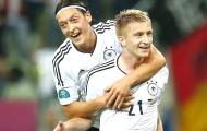 Louis Van Gaal thừa nhận Đức mạnh hơn Hà Lan