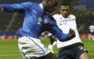 Video Giao Hữu: Italia gặp 'vận' khi gặp Pháp
