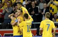 Chấm điểm Thụy Điển 4-2 Anh: Rực rỡ Ibrahimovic, tồi tệ Joe Hart
