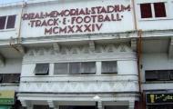 Sân Rizal Memorial gấp rút hoàn tất công tác chuẩn bị trước giờ G