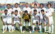 Anh tài AFF Cup 2012: Myanmar