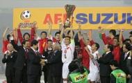Đội tuyển Việt Nam và con số qua các kỳ AFF Cup