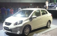 Honda ra mắt Brio Amaze giá 15.000 USD