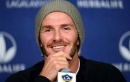 Monaco cũng 'mơ' về Beckham