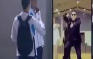 Video: Ronaldo và Kaka hí hửng nhảy Gangnam Style