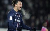 Thắng đậm Evian 4-0, PSG phả hơi nóng sau gáy Lyon