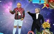 Video: Bài hát Giáng sinh 'Karim Benzema'