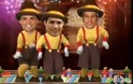 Video: Hài hước với bài hát về Giáng sinh của các cầu thủ Real Madrid