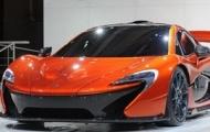 McLaren P1: 960 ngựa 'nấp' trong hình thể carbon nguyên khối