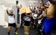 Video: Các cầu thủ Corinthians nhảy Harlem Shake