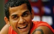 Video: Phút hài hước của Alves
