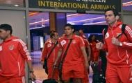 Benfica sợ đến Thổ Nhĩ Kỳ