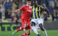 Video Europa League: Bàn thắng duy nhất của Korkmaz giúp Fenerbahce giành lợi thế trước Benfica